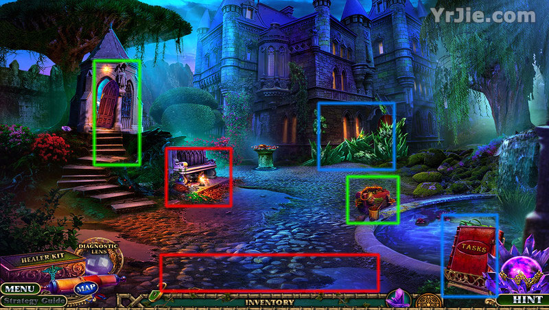 enchanted kingdom: a strangers venom collector's edition walkthrough screenshots 2