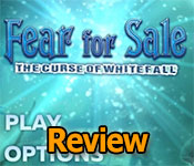 fear for sale: the curse of whitefall collector's edition review