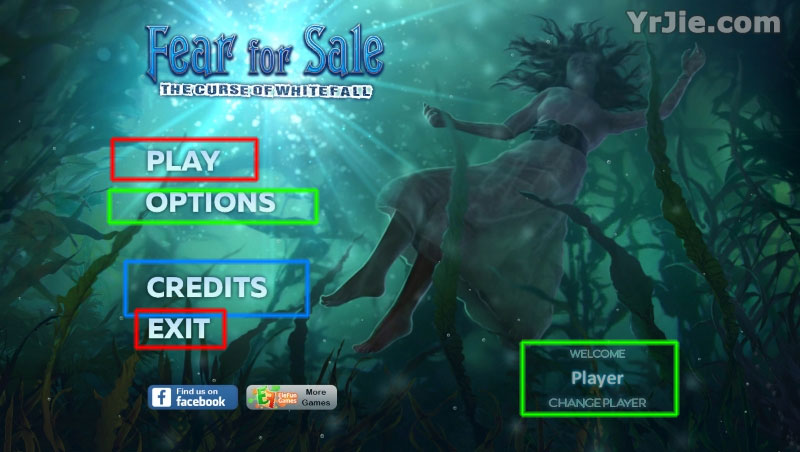 fear for sale: the curse of whitefall collector's edition walkthrough
