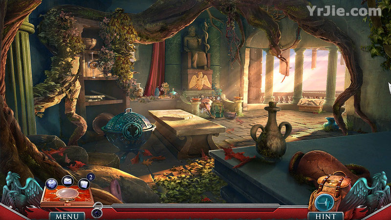 hidden expedition: the curse of mithridates review screenshots 1