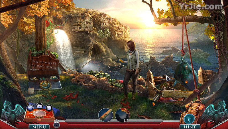 hidden expedition: the curse of mithridates review screenshots 2