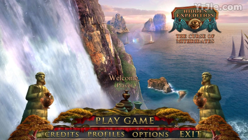 hidden expedition: the curse of mithridates collector's edition review