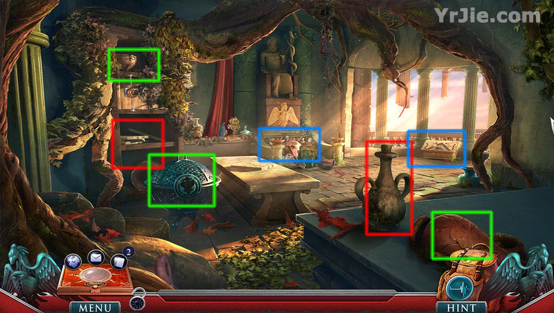 hidden expedition: the curse of mithridates walkthrough screenshots 3