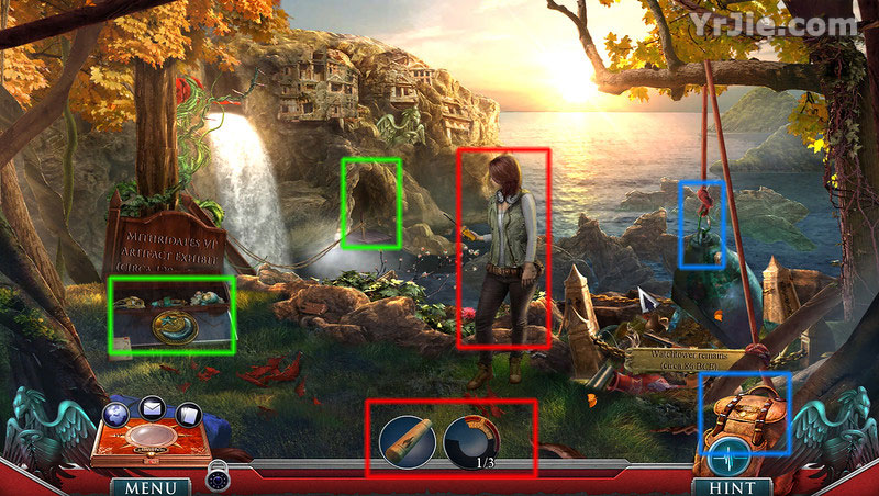 hidden expedition: the curse of mithridates collector's edition walkthrough screenshots 2