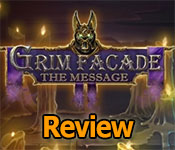 grim facade: the message review