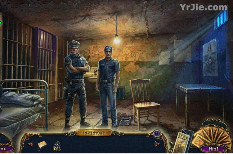 grim facade: the message collector's edition review screenshots 2