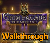 grim facade: the message walkthrough