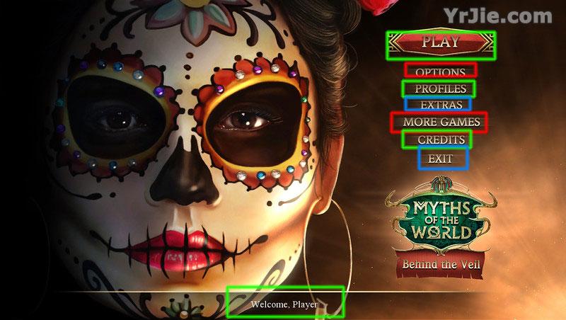 myths of the world: behind the veil collector's edition walkthrough screenshots 1