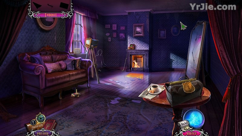medium detective: fright from the past collector's edition review screenshots 2
