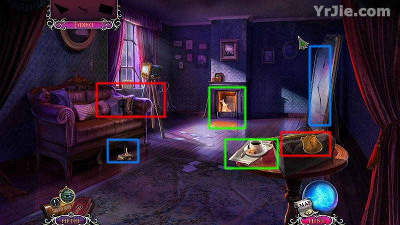 medium detective: fright from the past walkthrough screenshots 2