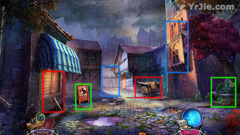 medium detective: fright from the past walkthrough screenshots 3