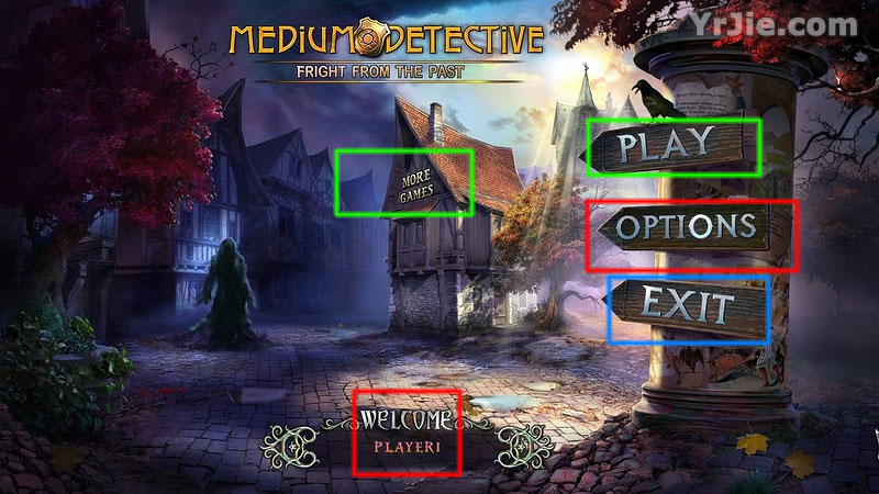 medium detective: fright from the past collector's edition walkthrough