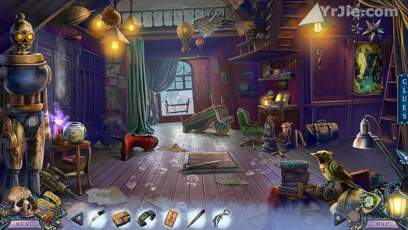 stranded dreamscapes: river of souls screenshots 1