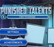 Punished Talents: Dark Knowledge game feature image