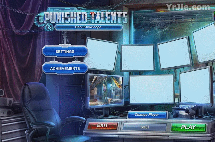 punished talents: dark knowledge review