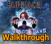 Surface: Project Dawn Collector's Edition Walkthrough game feature image