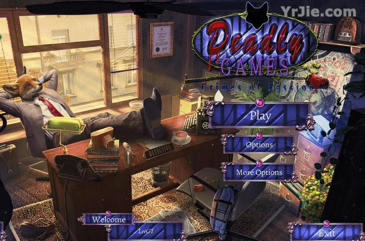 Deadly Games: Crimes of Passion