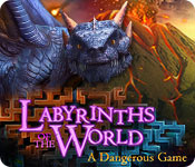 Labyrinths of the World: A Dangerous Game game feature image