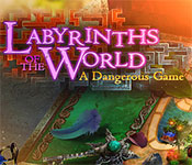 Labyrinths of the World: A Dangerous Game Collector's Edition game feature image
