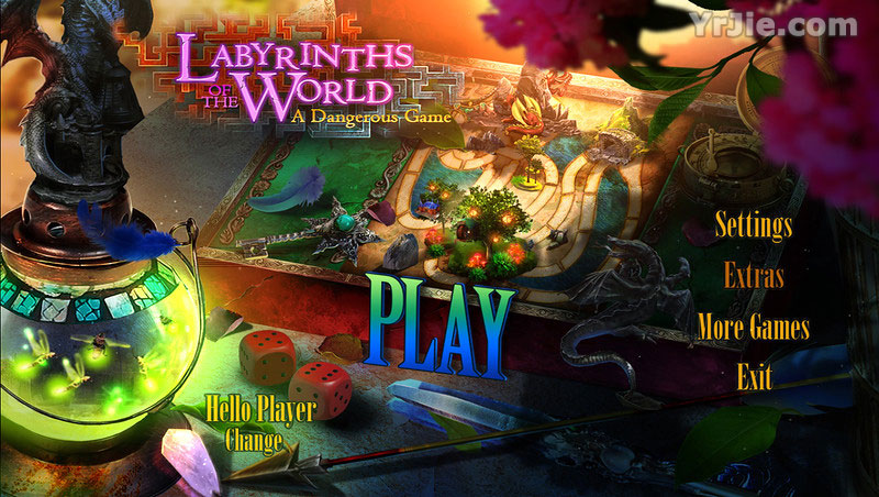 labyrinths of the world: a dangerous game collector's edition screenshots 3
