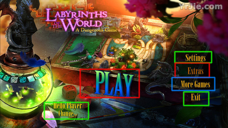 Labyrinths of the World: A Dangerous Game Walkthrough