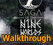 Saga of the Nine Worlds: The Four Stags Walkthrough game feature image