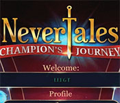 nevertales: champions journey