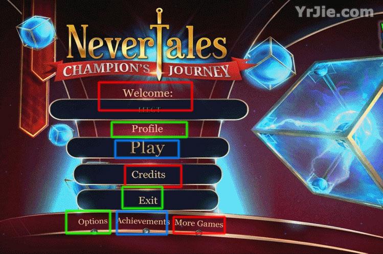 nevertales: champions journey walkthrough