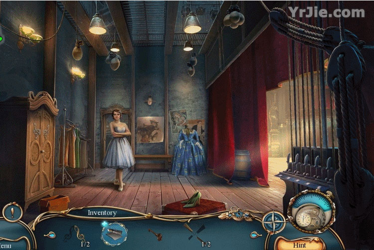 danse macabre: a lovers pledge collector's edition review screenshots 1