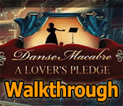 danse macabre: a lovers pledge collector's edition walkthrough