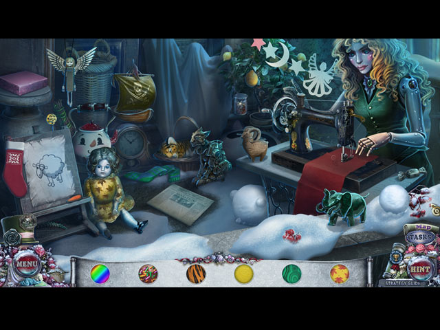 puppetshow: the curse of ophelia collector's edition screenshots 2