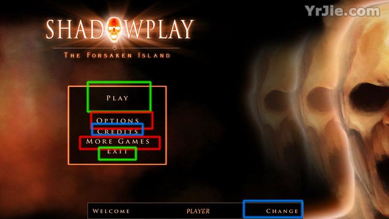 shadowplay: the forsaken island walkthrough