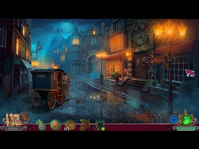 dark city: london screenshots 1