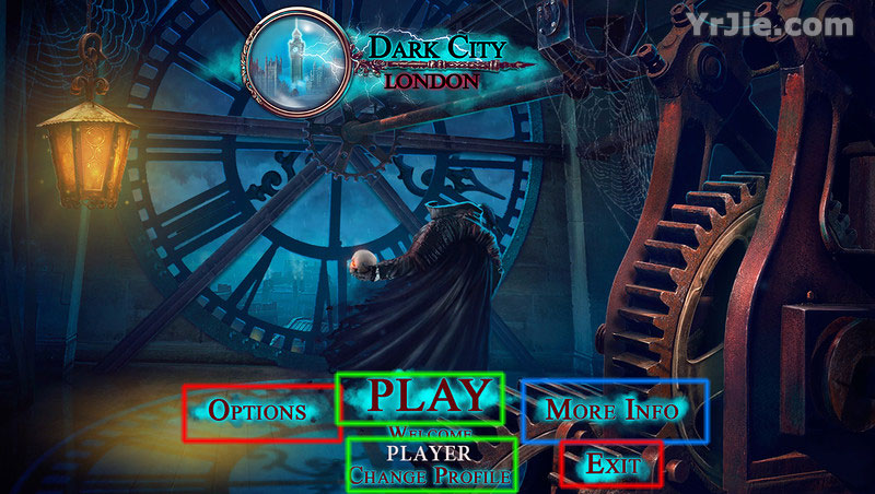 dark city: london walkthrough screenshots 1