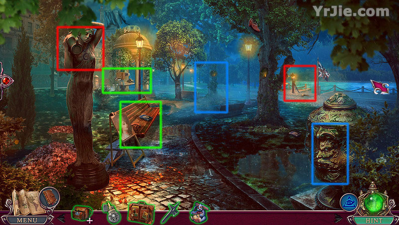 dark city: london collector's edition walkthrough screenshots 6