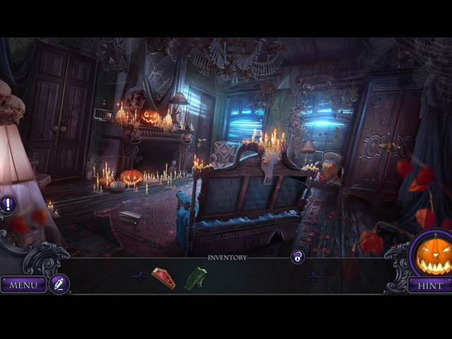 halloween stories: invitation collector's edition screenshots 1