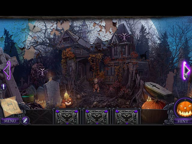 halloween stories: invitation collector's edition screenshots 2
