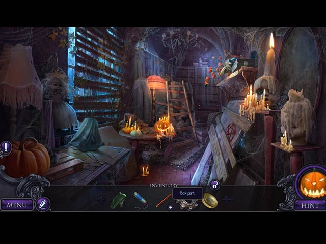 halloween stories: invitation collector's edition screenshots 3