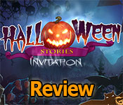 halloween stories: invitation review