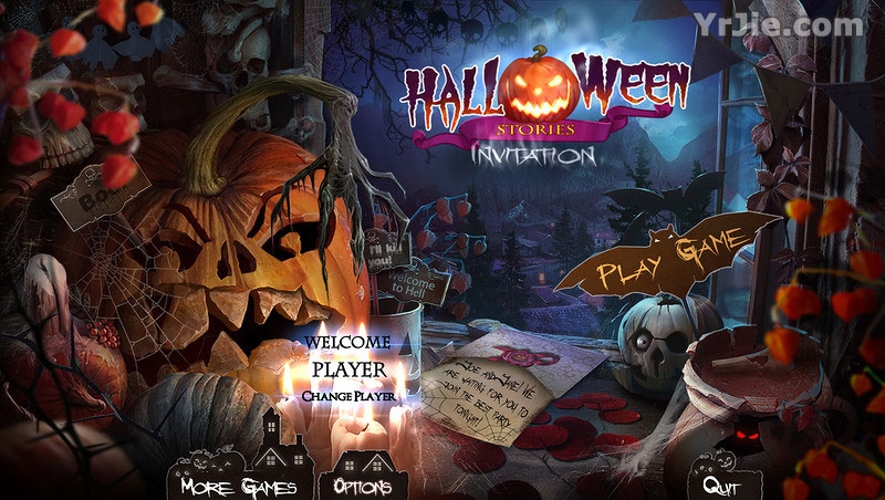 halloween stories: invitation collector's edition review
