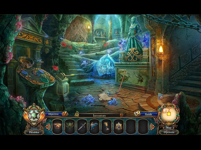 dark parables: return of the salt princess collector's edition screenshots 1