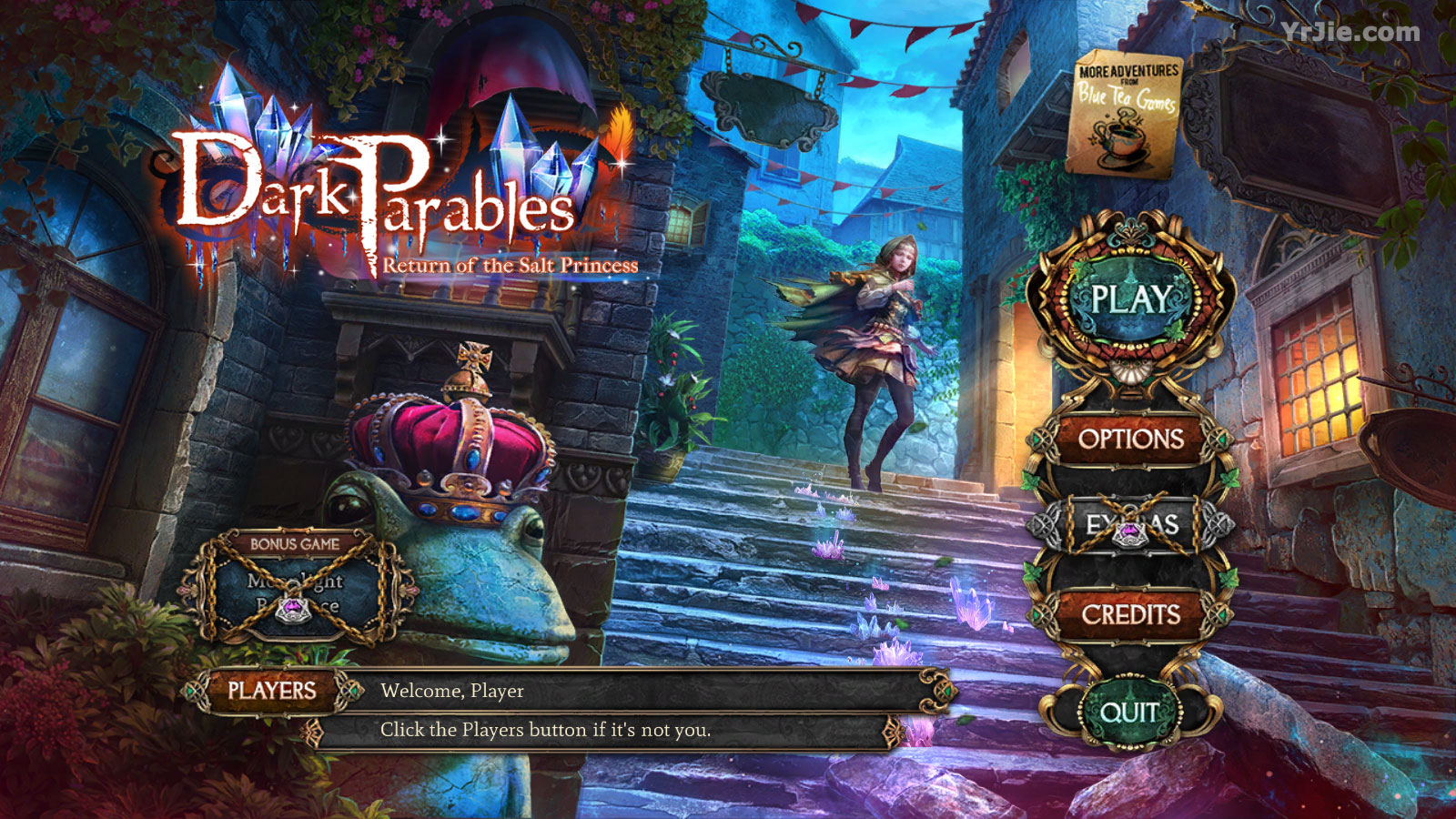 dark parables: return of the salt princess review