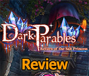 Dark Parables: Return of the Salt Princess Collector's Edition Review