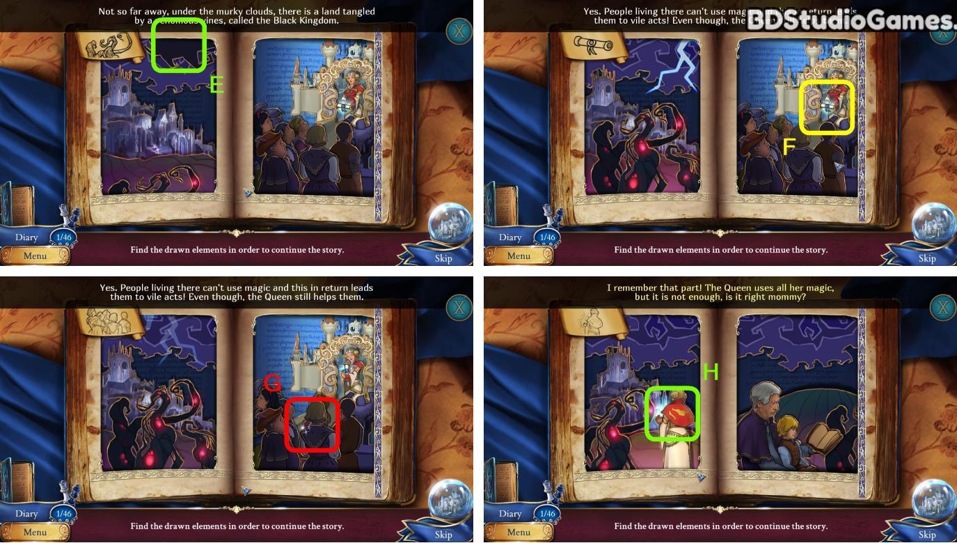 chronicles of magic: divided kingdoms walkthrough
