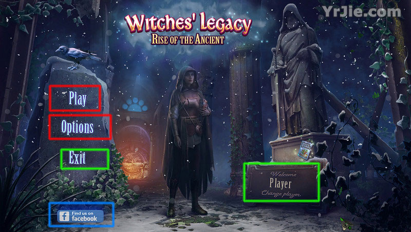 witches legacy: rise of the ancient collector's edition walkthrough