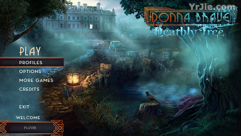 donna brave: and the deathly tree review