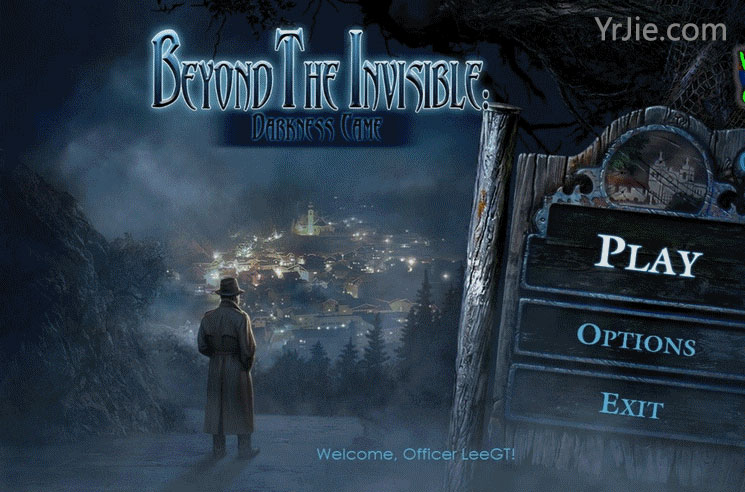 beyond the invisible: darkness came collector's edition