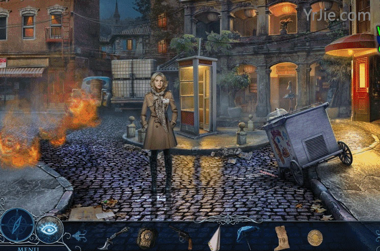 beyond the invisible: darkness came collector's edition review screenshots 2