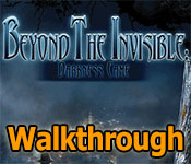 Beyond the Invisible: Darkness Came Walkthrough game feature image