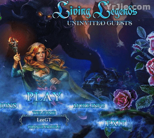 living legends: uninvited guest collector's edition